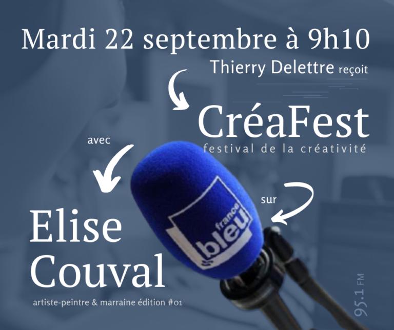 Interview : Radio France Bleu