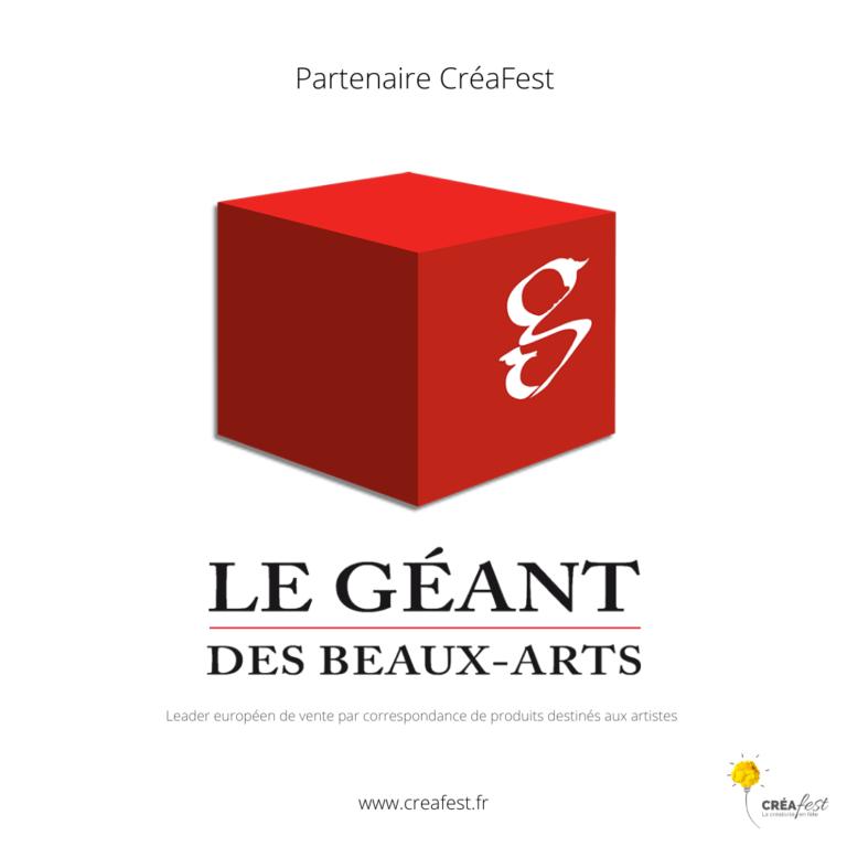 Partenariat : Le Géant des Beaux-Arts