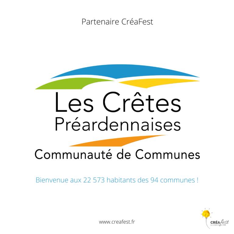 Partenariat : la Communauté de Communes des Crêtes préardennaises