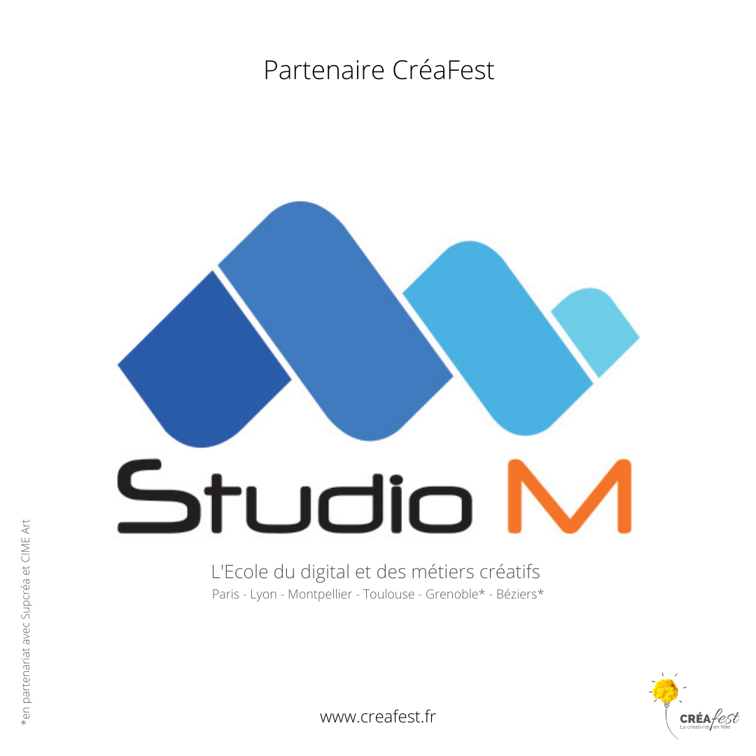 You are currently viewing Partenariat : Studio M