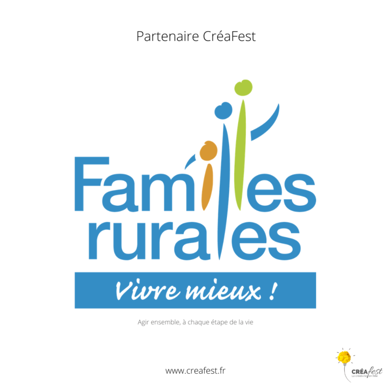 Partenariat : Familles Rurales