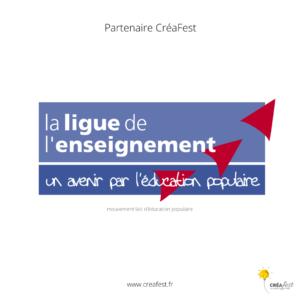Partenariat : Ligue de l'Enseignement