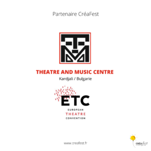 Partenariat : Theater Music Center Kardjali en Bulgarie