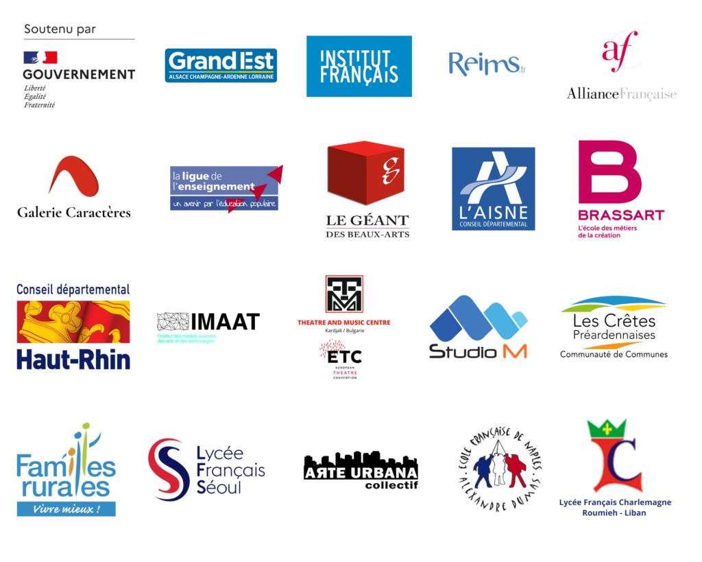 Partenaires CréaFest 2021